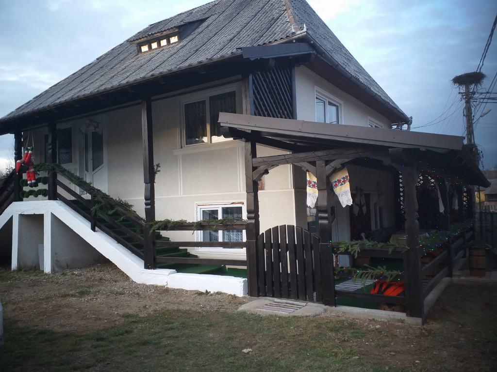 Casa lui Vladut Maramures